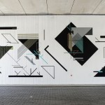 Seikon New Mural For Poliniza '14 – Valencia, Spain
