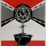 "Shepard Fairey ""Disposable Heroes"" New Print Available Now"