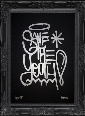 """Sickboy """"Save The Youth"""" New Print Available June 24th"""