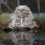 "Banksy ""Sphinx"" New Sculpture For ""Better Out Than In"" – Queens"