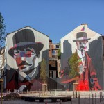 Soyzone Gonzales New Mural – Charleroi, Belgium