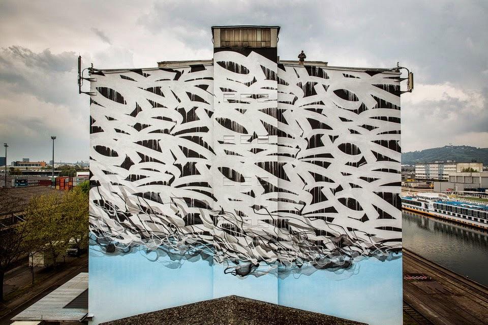 Stohead New Mural – Linz, Austria