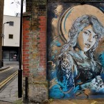 C215 New Murals – East London, UK