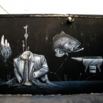 Kraser Tres New Mural In Cartagena, Spain