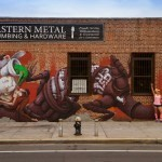 ZED1 New Street Art In Brooklyn – New York City