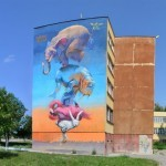 140 Ideas New Mural In Sofia, Bulgaria