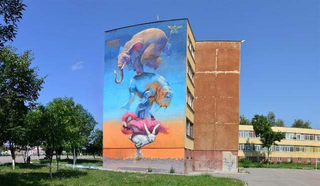 140 Ideas New Mural In Sofia, Bulgaria