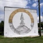 2501 New Mural In Atlanta, USA