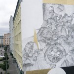 2501 New Mural In Gdynia, Poland