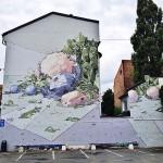 Aryz New Mural In Oslo, Norway (Part II)