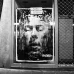 Borondo New Street Pieces In Madrid, Spain