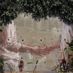 Borondo New Mural In Pizzo, Italy (Part II)