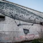 DALeast New Mural In Gaeta, Italy