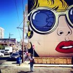 D*Face New Mural In Santurce, Puerto Rico