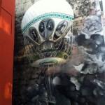Claudio Ethos New Mural In Istanbul, Turkey