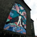 Faile New Mural In Vienna, Austria