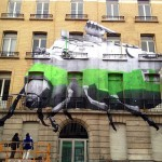 Ludo New Mural In Lille, France