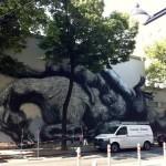 ROA New Murals In Vienna, Austria