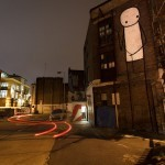 Stik New Mural In London, UK