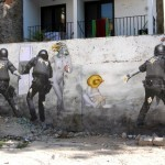 "VinZ ""Don't Be Afraid"" New Mural In Valencia, Spain"