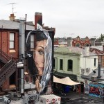 Adnate New Mural In Melbourne, Australia