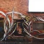 Adnate x Shida New Mural In Melbourne, Australia