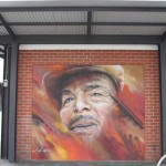 Adnate x Slicer New Mural In Melbourne, Australia