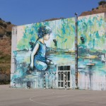 Alice new mural in gaeta italy streetartnews - I giardini di alice latina lt ...
