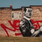 "Askew1 ""Tribute To NEKST"" New Mural In Detroit, USA"