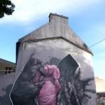 Bom.K New Mural In Brest, France