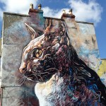 C215 New Mural In Bristol, UK