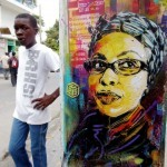 C215 New Street Pieces In Port-au-Prince, Haiti