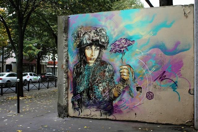 C215 New Street Art Pieces – Paris, France
