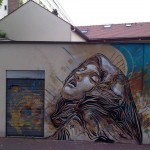 C215 New Mural In Vitry, France