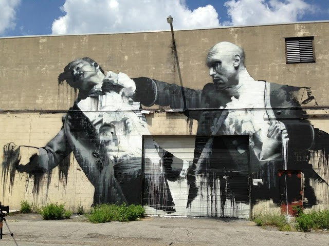 The 10 Most Popular Murals Of July 2013