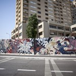 Cyrcle New Mural In Lisbon, Portugal