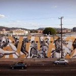 Cyrcle x Woodkid New Mural – Los Angeles, USA