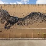 DALeast New Mural In Honolulu, USA