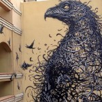 "DALeast New Mural For ""Maus Malaga"" – Malaga, Spain"