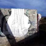 David De La Mano New Mural In Piriápolis, Uruguay