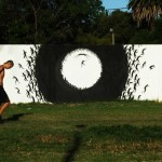 David De La Mano New Mural In Montevideo, Uruguay