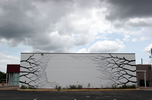 David De La Mano x Pablo S. Herrero New Murals In Winter Haven, USA
