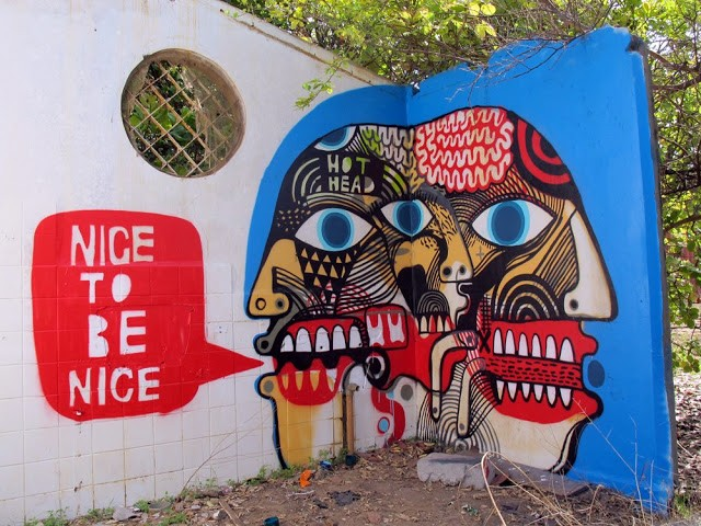 David Shillinglaw New Murals In Gambia
