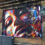 David Walker New Mural In London