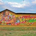 El Decertor x Eliott Tupac New Mural In Lamas, Peru