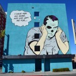 D*Face New Mural For Life Is Beautiful '13 – Las Vegas, USA