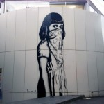 "DOLK ""Kitty Riot"" New Mural In Tokyo, Japan (Part IV)"
