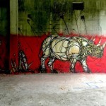 """Rhinos"", a series of new pieces by DZIA in Belgium"