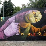 INTI New Mural In Eindhoven, Netherlands