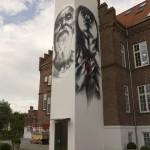 El Mac New Mural In Aalborg, Denmark
